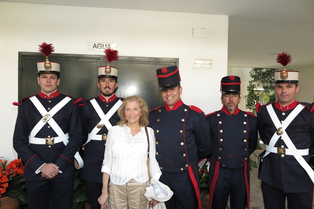 Acto Escuela Artillería 084